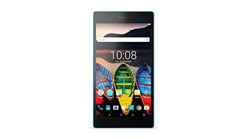 Lenovo TB3-730X Tablet con Display da 7.0  HD IPS, Processore MediaTek MT8735P, RAM 2 GB, 16 GB HDD, LTE, S.O. Android 6.0, Bianco
