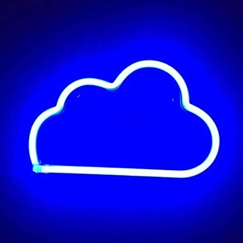 YANGYOU Neon Sign Cloud Light For Birthday Party, Bar,Wedding,Party Decoration Light, Led Night Light