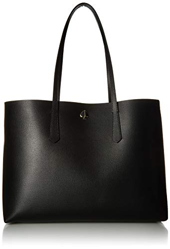 Kate Spade New York Women's Molly Large Tote, Black, One Size