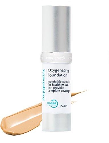 Oxygenating Foundation