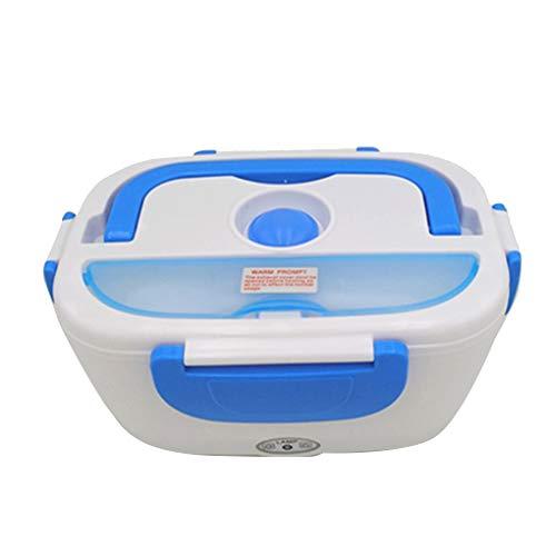 Qinghengyong Calefacción eléctrica Portable de la Caja de Almuerzo Separado Escuela Oficina...