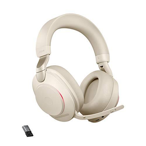 Jabra Evolve2 85 Auriculares Inalámbricos Estéreo PC con Cancelación de...