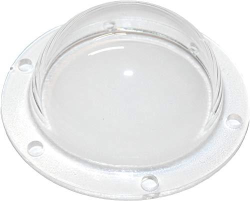 SupremeTech Halbkugel aus Acryl, transparent, 1.5