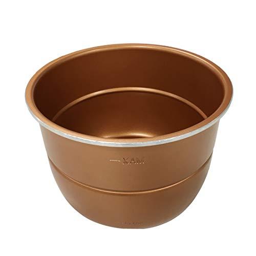 Pressure King Pro 5 Litre Inner Pot, Also Available 6 Litre and 3 Litre Sizes, Aluminium, Copper