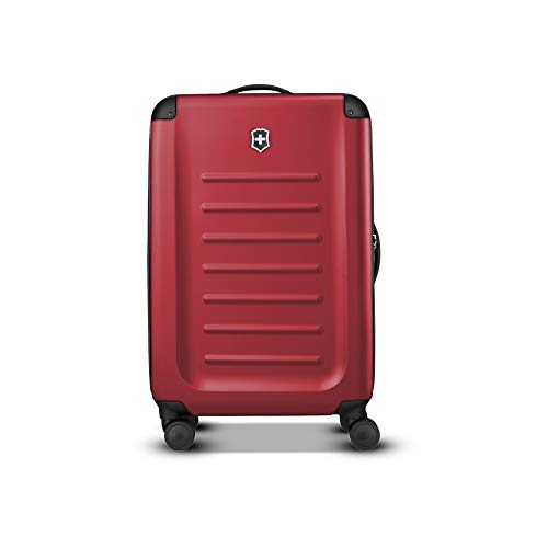 Victorinox Spectra 2.0, Large, 4 Wheeled Trolley Case, in Red {73 litres}