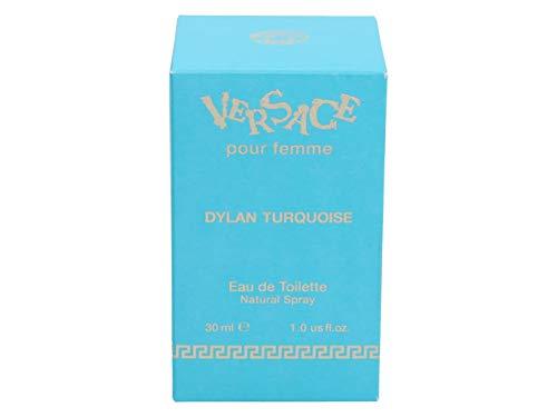 Gianni Versace Dylan Turquoise Eau de Toilette, 30 ml