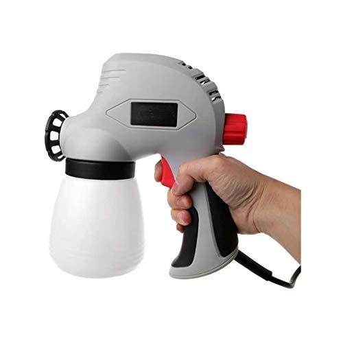 WSMLA Paint Sprayer Hand Held Sprayer Electric Spray Gun Paint Spray Painting Tool Removable High Pressure Electric Paint Spray Painting Machine