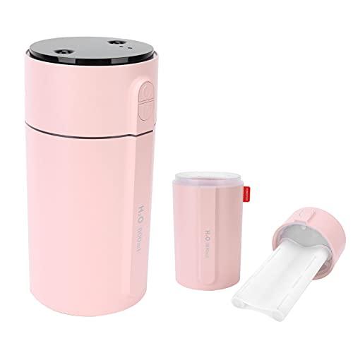 Pequeño humidificador, función de protección de apagado del humidificador para oficina para dormitorio