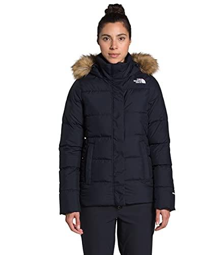 The North Face Women s Gotham Jacket, Aviator Navy, S