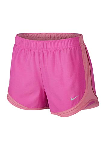 Nike Women`s Tempo Running Shorts (Fire Pink(831558-601)/Magic Flamingo, X-Small)