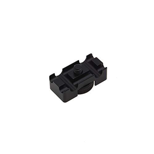 kdjsic Cable de aleación de Aluminio Fijador de enrollador Cámara Digital Cables USB Clip de Bloqueo Abrazadera Adaptador de Montaje de Escudo para 5D2 5D3 6D2