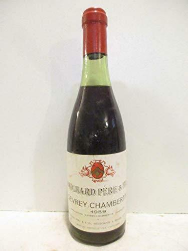 37,5 cl gevrey-chambertin bouchard père et fils (b4) rouge 1959 - bourgogne