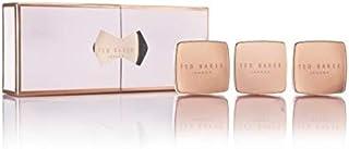Ted Baker Three's a Charm Lip Balm Trio, Gift Set - 3 X 4g Smooth & Soften Lips