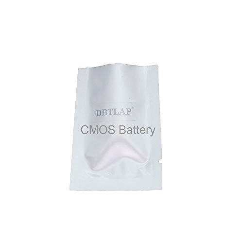 DBTLAP CMOS Battery Compatible for Dell Precision M6400 CMOS RTC Battery