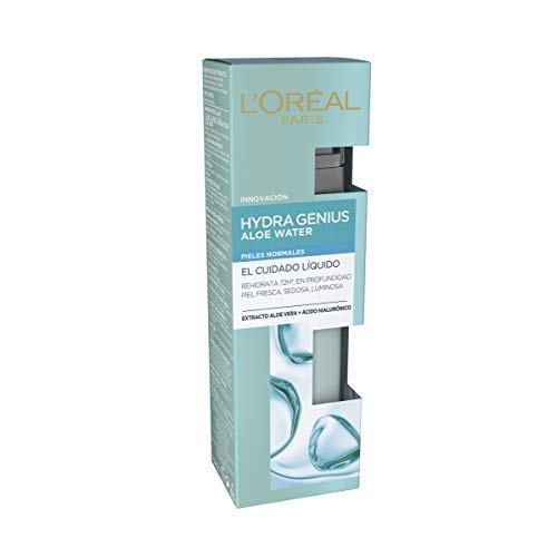 L'Oreal Paris Dermo Expertise Hydragenius Aloe Water -