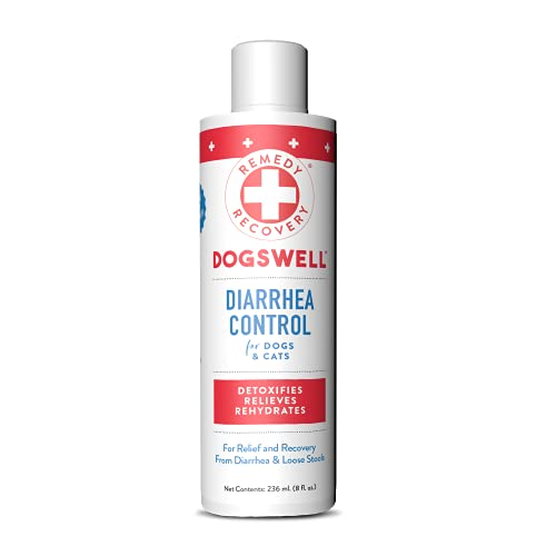 DOGSWELL Remedy and Recovery Diarrhea Control for Dogs, 8 oz. (Packaging May Vary)