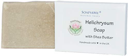 Attis Helichrysum hecho mano natural jabón 1pc  