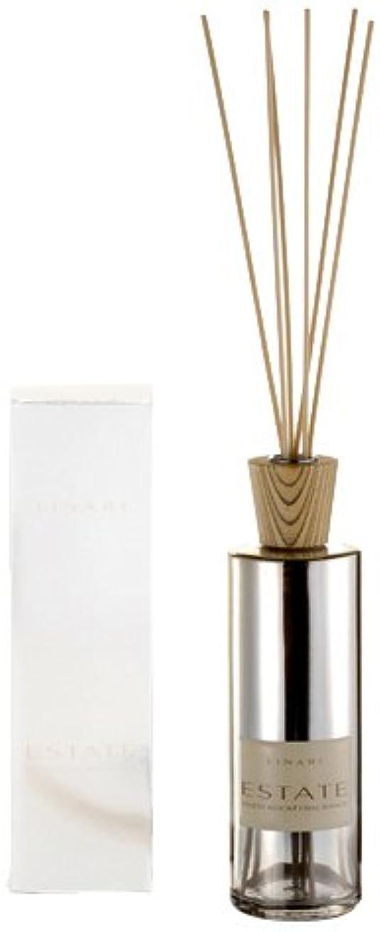 自伝宝石単調なLINARI リナーリ ルームディフューザー 500ml ESTATE エスタータ ナチュラルスティック natural stick room diffuser