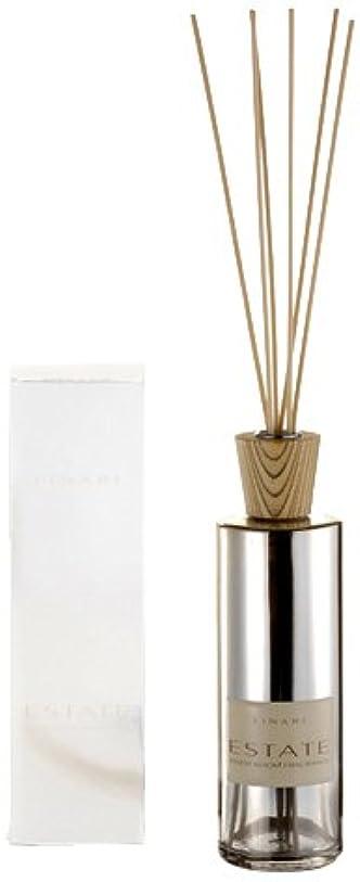 ウェイター草承認するLINARI リナーリ ルームディフューザー 500ml ESTATE エスタータ ナチュラルスティック natural stick room diffuser