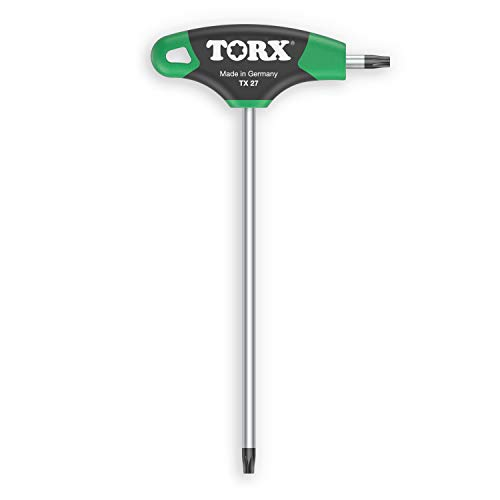 TORX 70532 Destornillador con mango en T TX27, con Duplex Grip — Made in Germany