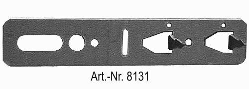 Hessenkralle für Holzfenster schwere Ausführung, Stärke 2,0 mm 140x25 (250 ST)