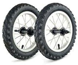 Jl Wenty Ruedas Completas Para Bicicleta 12X1-1/2 X2-1/4: Amazon ...