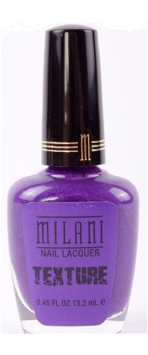 Milani Texture Creams Specialty Nail Lacquer – Limited Edition Collection – Purple Streak
