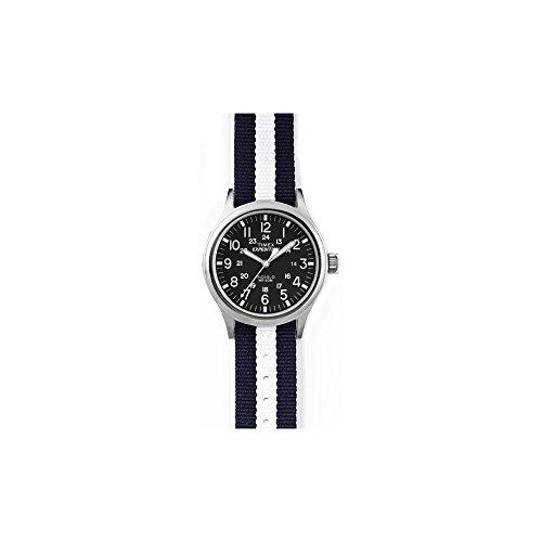 Timex Orologio Quarzo con Cinturino in Poliammide T49962WSC