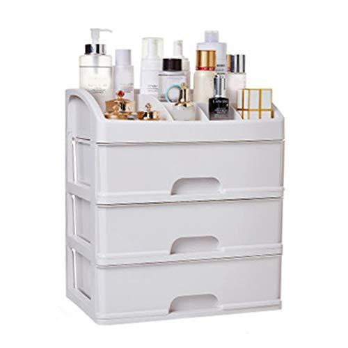 Lo opbergbox, opbergbox, voor desktop, cosmetica, schrijfwaren, opbergen, sieraden, finishing ladekast