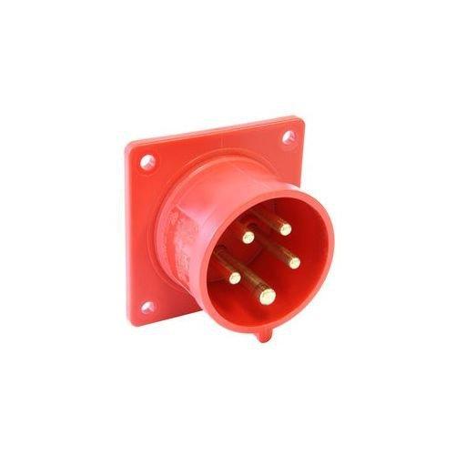 PCE Anbaugerätestecker 32A 5p 6h 400V IP44 625-6F7