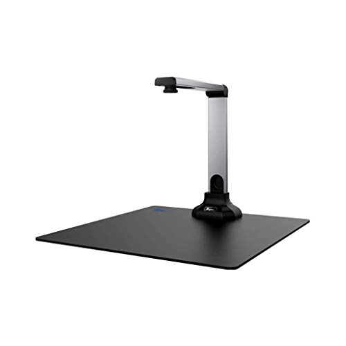Great Deal! WSMLA Wireless Portable Sheet-fed Document Scanner Document Camera Scanner with Auto-Fla...