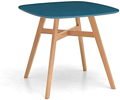 Tables Kitchen Dining Coffee Modern Leisure Wooden Tea Conference Pedestal Matching Chairs Available (Color : T3)