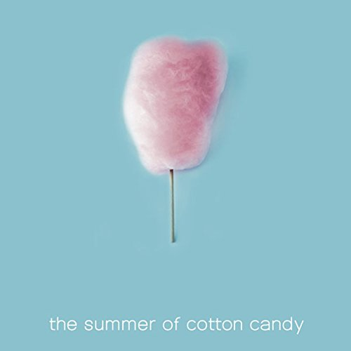 The Summer of Cotton Candy audiobook cover art