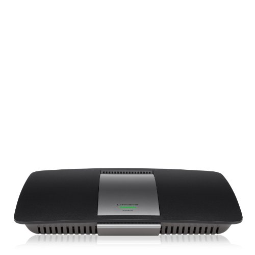 Linksys AC1600 Wi-Fi Wireless Dual-Band+ Router with Gigabit & USB Ports, Smart Wi-Fi App Enabled to Control Your Network from Anywhere (EA6400)
