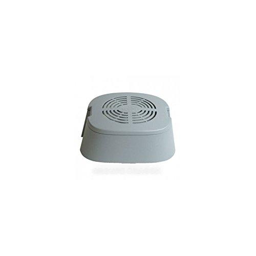 Nilfisk 82147100 Filtre Accessoire et fourniture de vide – Accessoire Pour Aspirateur (Filtre, gris)