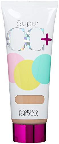 Physicians Formula Super CC Color-Correction + Care CC Cream, Light, 1.2 Ounces, SPF 30