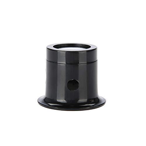 Duevin Portable Monocular Magnifier Lupe Uhr Schmuck Reparatur Werkzeuge Lupe Objektiv(5X)