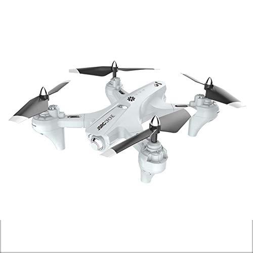 Erwachsene Drohne, mit 4k UHD Wifi Camera Anti-Shake, Sprachsteuerhöhe Halten, Folgen Sie mir und der automatischen Rücklauffunktion, geeignet for Anfänger schwarz 4k jianyou ( Color : Silver 1080P )