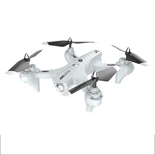 Drone adulto, con 4K UHD WIFI Cámara Anti-Shake, Control de voz Altura Mantenga, Sígueme y Función de devolución automática, adecuada for principiantes negros 4k jianyou ( Color : Silver 1080P )