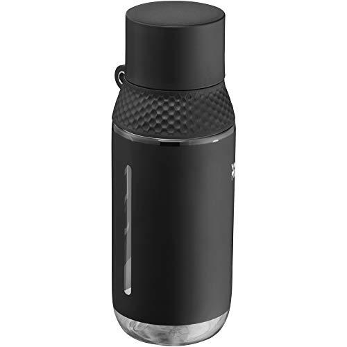 WMF Waterkant Trinkflasche 500ml, Flasche Kohlensäure geeignet, AutoClose-Verschluss, bruchsicher, auslaufsicher, BPA-freie Wasserflasche