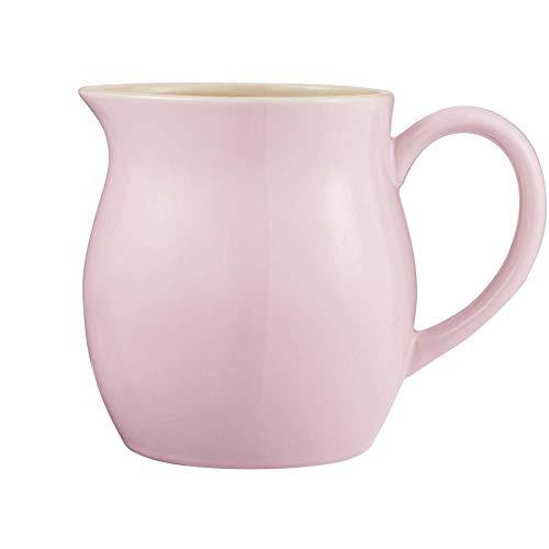 Großer Krug Kanne Wasserkanne Milchkanne Keramik 'English Rose' IB Laursen