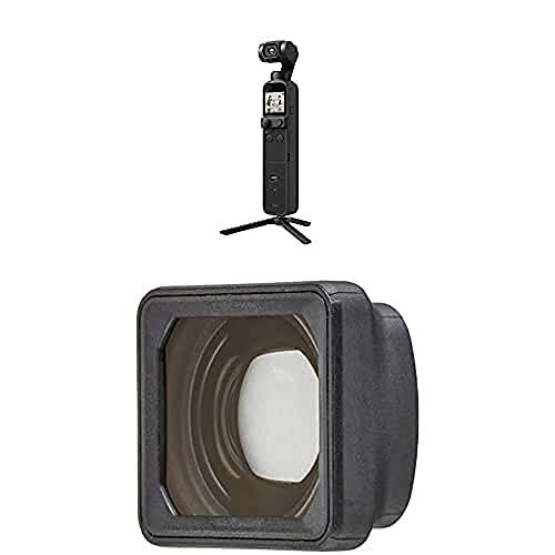 DJI Pocket 2 Creator Combo + Wide Angle Lens