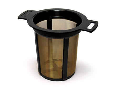 finum Teeli–Permanent Tee-Filter–Groß für Tee Töpfe