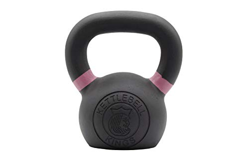 Kettlebell Kings | Kettlebell Weights | Powder Coat Kettlebell Weights for Women & Men | Powder Coating for Durability, Rust Resistance & Longevity (8)