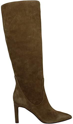 NINE WEST Maxim - Botas de punta para mujer, color, talla 37 EU