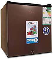Clikon Refrigerator, 48 Liters, Single Door, INOX Color, CK6002