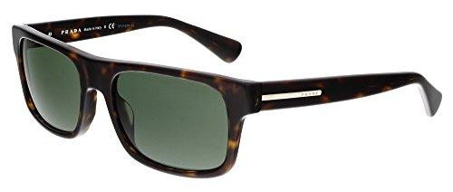 Prada - Gafas de sol Rectangulares Mod. 18Ps Sole para mujer, 2AU0B2
