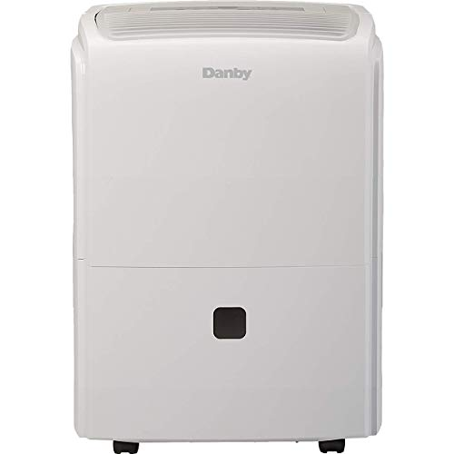 Danby 50-Pint Energy Star Dehumidifier with Pump (DDR050EBPWDB)