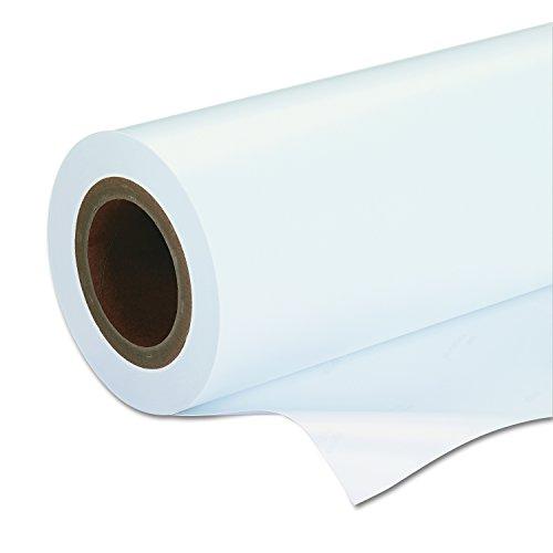 "Epson S042081 Premium Luster Photo Paper, 3' Core, 24"" x 100 ft, White"