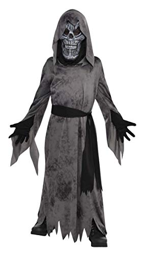 Amscan Child Dark Ghastly Ghoul Fancy Dress Costume